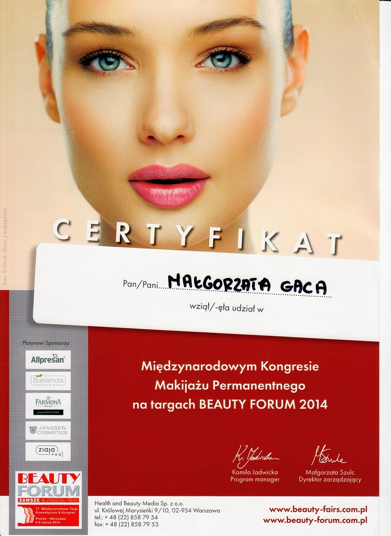 Beauty Forum 2014